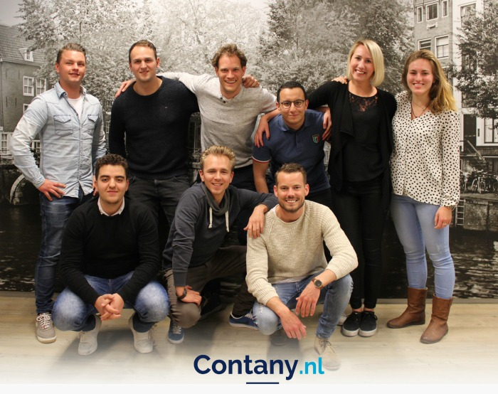 team contany