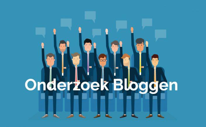 onderzoek zakelijk bloggen